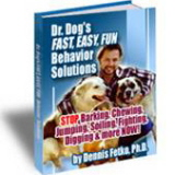 Dr. Dog solves dog behavior problems
